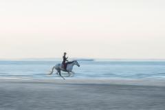 Escalles-ruiter-te-paard