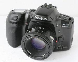 Minolta Dynax 500si - Super